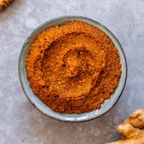 Pate de curry