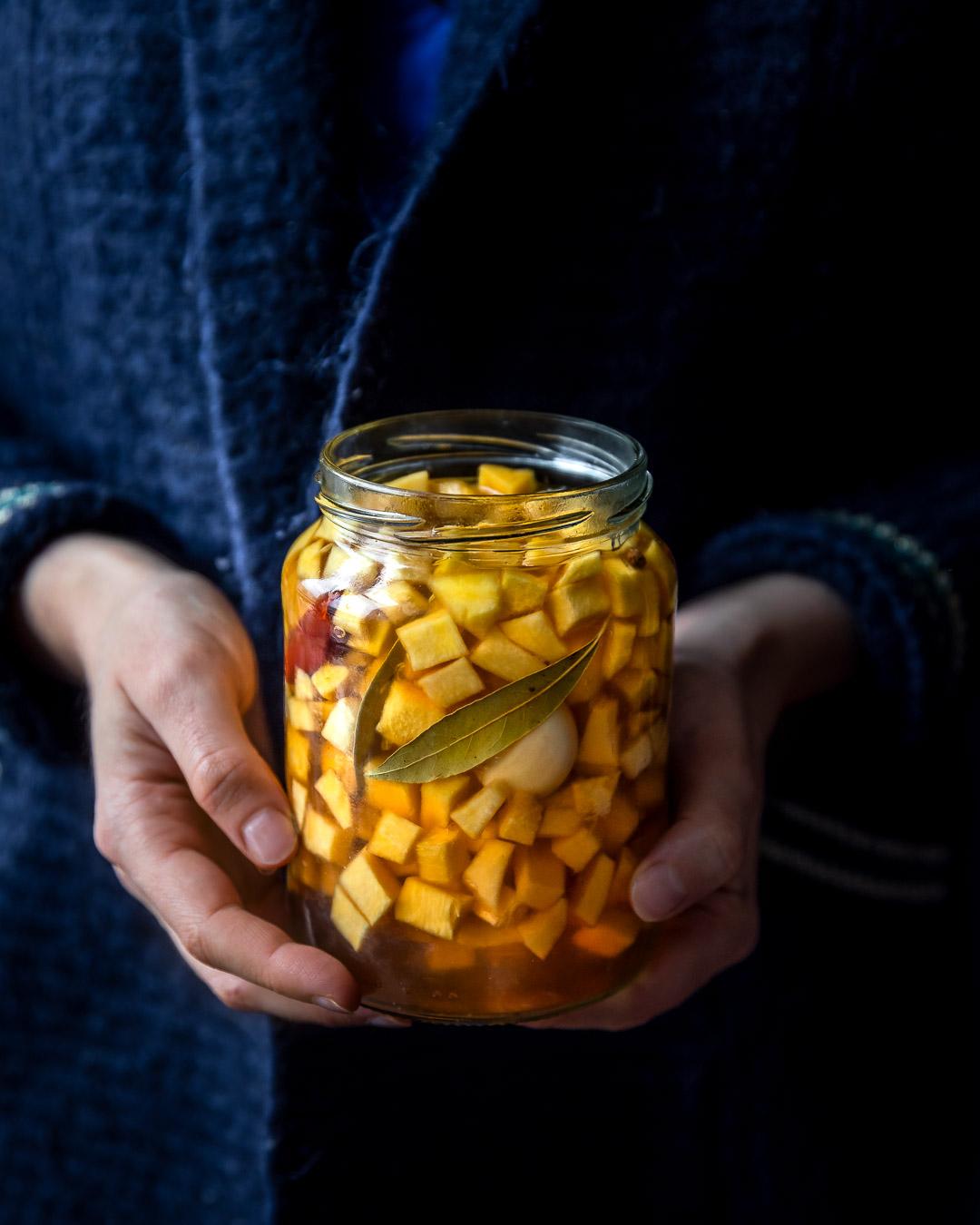 Pickles de Courge