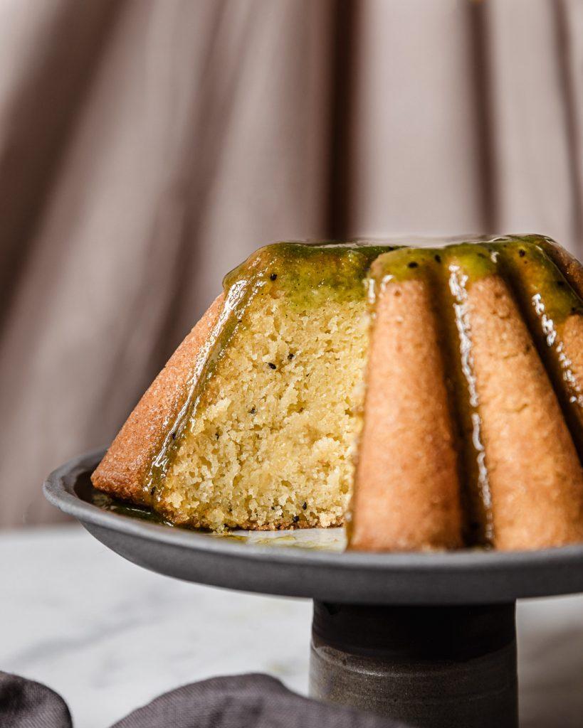 gâteau kiwi citron sans gluten