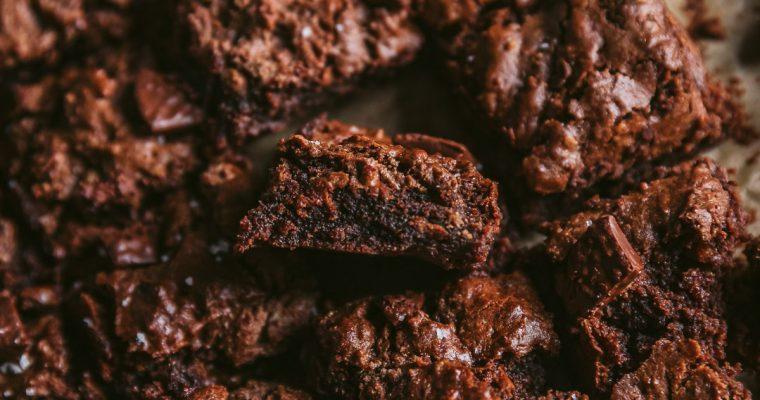 Brownie à la purée d'amande