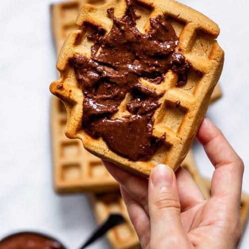 Gluten free Oat Waffle