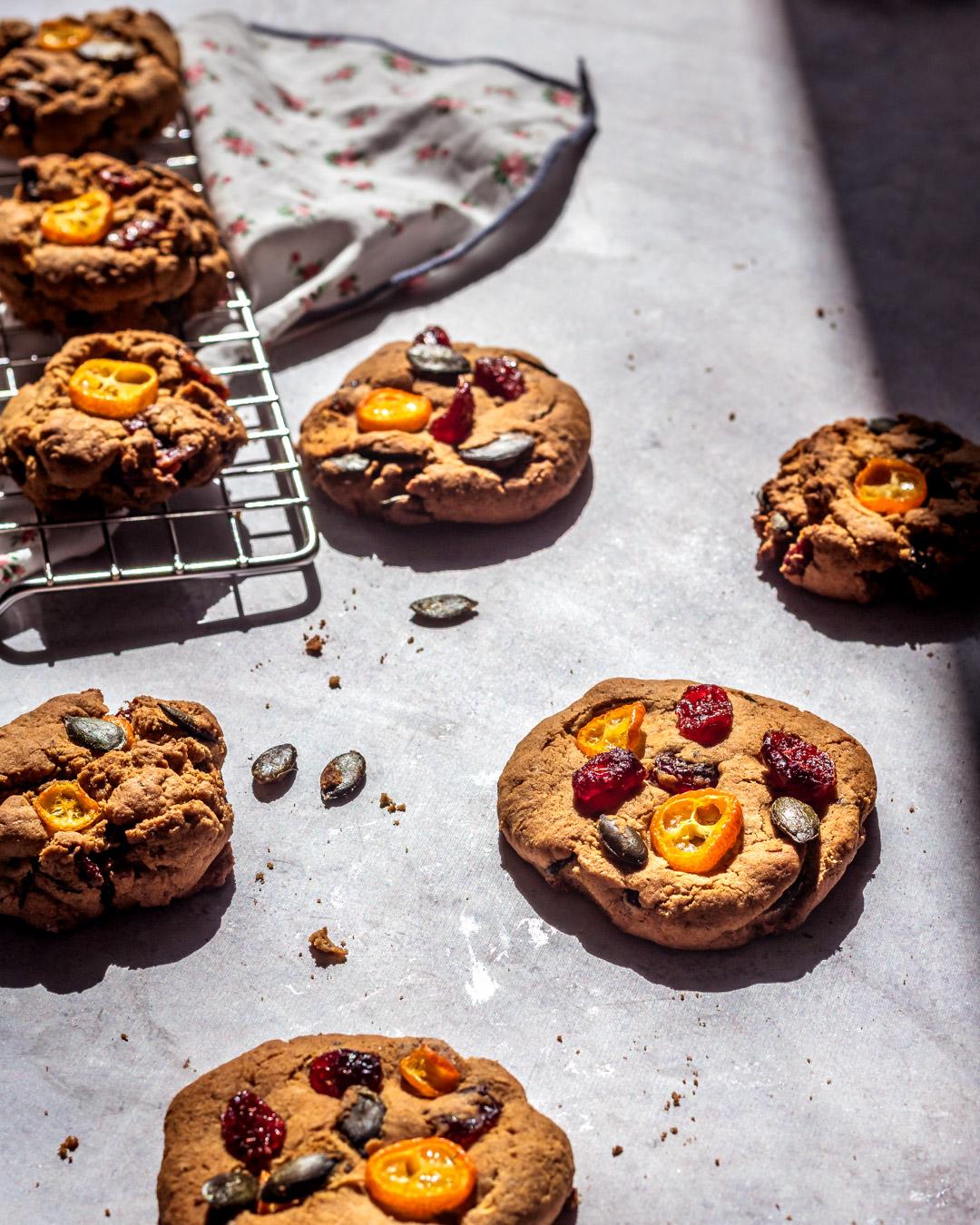 Healthy Spring Cookies