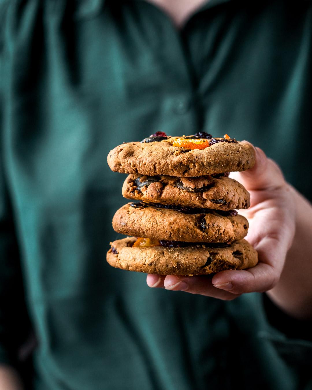 healthy gluten free cookie