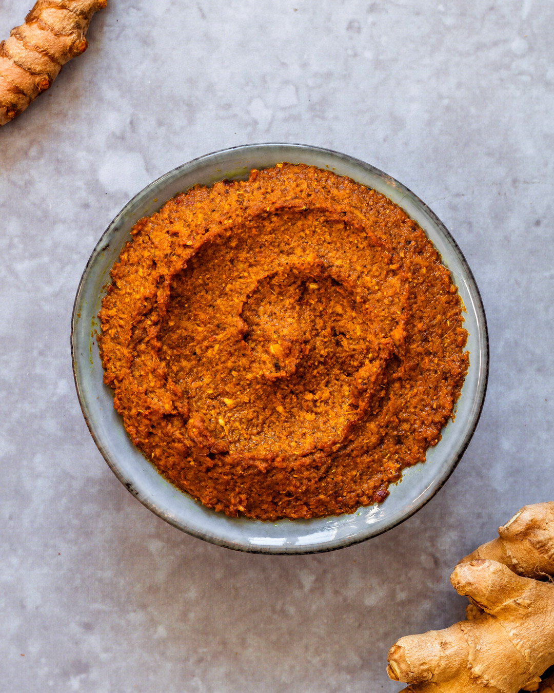 Quick Indian Curry Paste