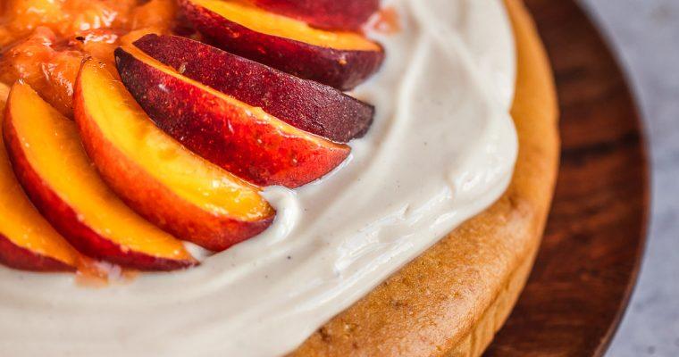 Peach Summer Cake